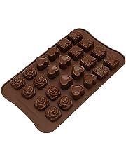 Moldes para dulces OUNONA, de 24 cavidades