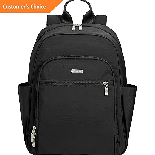 Sandover baggallini Essential Laptop Backpack with RFID Business Laptop Backpack NEW   Model LGGG - 7183  