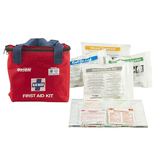 - Orion Safety Products Blue Water First Aid Kit