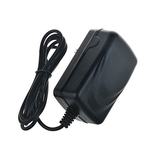 PK Power 4ft Small AC DC Adapter for DeVilbiss Vacu-Aide 7310 Series Compact Suction Unit 7310PR-D 7310PRD VacuAide Portable Aspirator Machine Power Supply Cord Cable PS Charger Mains PSU ()