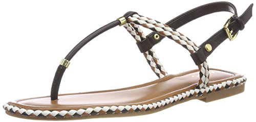Aldo Women's Miroeniel T-Bar Sandals Black (Jet Black 92) qn2T3JRq