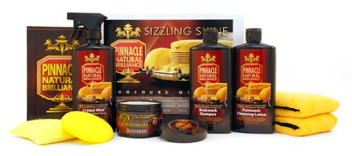 Pinnacle Natural Brilliance Souveran Sizzling Shine Kit