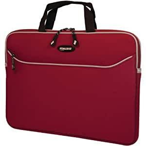 "Mobile Edge SlipSuit MacBook Sleeve 13.3"" Cushioned EVA Red"