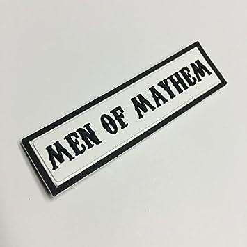Men of Mayhem Patch