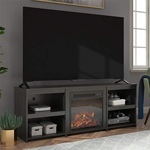 Cheap Ameriwood Home 8868335COM Alan View Fireplace 65