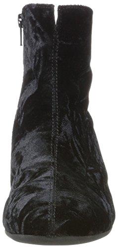 Gabor Comfort Sport Stivali Donna Nero 67 Schwarz Ldf