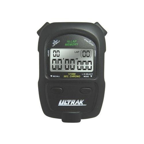 Ultrak 460 16 Lap / Split Event Timing Stopwatch