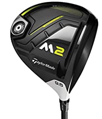The M2 driver is a new level of distance and forgiveness. It has an all-new multi-material construction saves weight and repositions CG low and back, geocoustic technology, deeper, more active speed pocket, ff2ff precision process, and premiu...