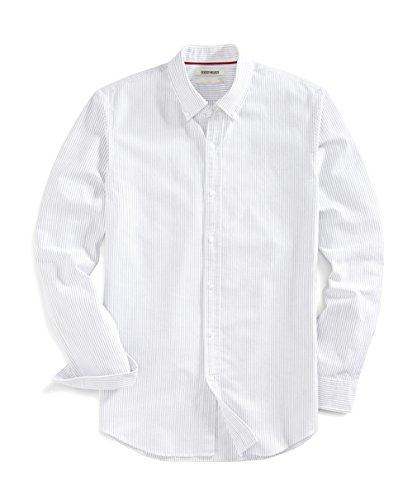 Casual Button Down Shirt - 8
