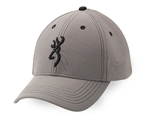 Cap,Boone Gray/Black Browning 308149791