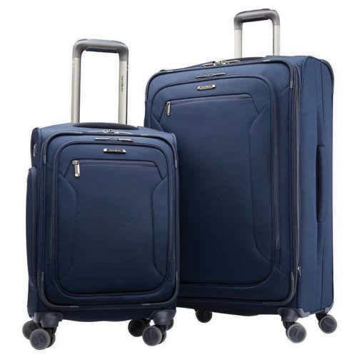 Samsonite Explore Eco 2-piece Softside Set Blue (Eco Luggage)