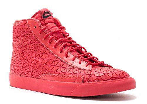 Nike Blazer Metrico Qs Mens Ciao Top Scarpe Da Ginnastica 744419 Scarpe Da Ginnastica Scarpe Università Rosso, Università Rosso