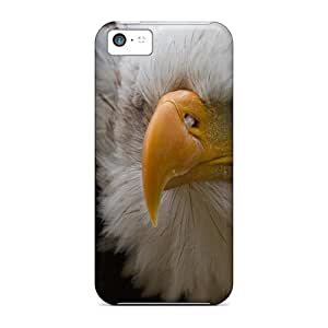 linfenglin(ctsZG4445OLugd)durable Protection Case Cover For Iphone 5c(intense Bald Eagle)