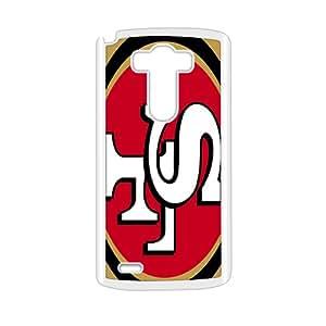 KKDTT san francisco 49ers logo Hot sale Phone Case for LG G3