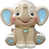 CHOOLD Cute Cartoon Elephant Piggy Bank Coin Bank Saving...