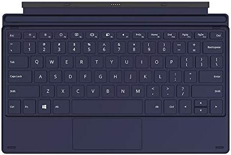TECLAST Teclado inalámbrico portátil T4 Ultra ligero y delgado para computadoras portátiles, tabletas