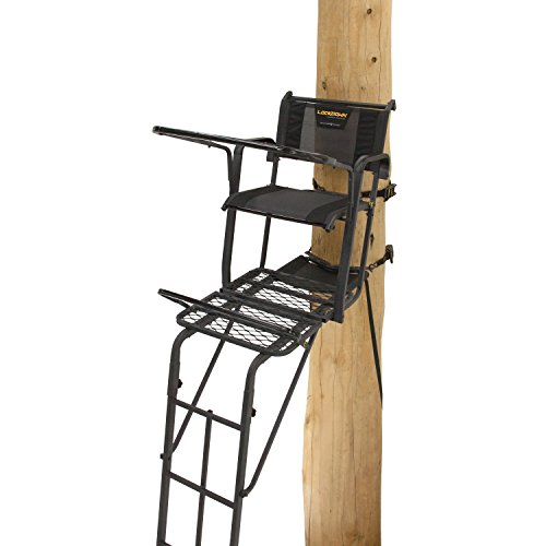 Rivers Edge RE651 Ladder Stand Lockdown Tall