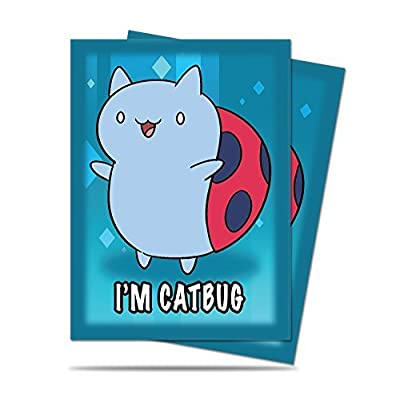 Ultra Pro Bravest Warriors Catbug Standard Deck Protector 50ct: Toys & Games