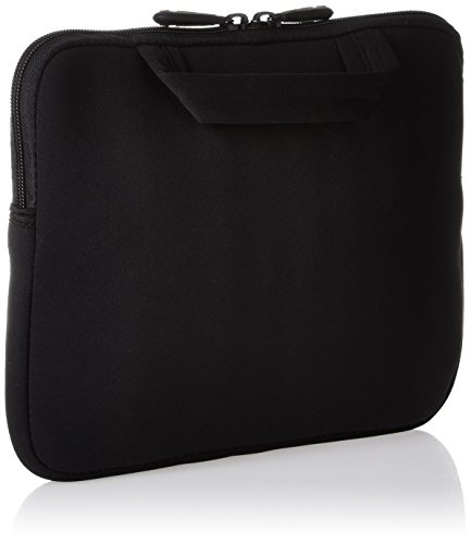 AmazonBasics iPad Air and Tablet Case Bag with Handle Fits 7 to 10-Inch Tablets, Black, 10-Pack