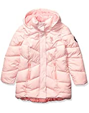 U.S. Polo Assn. girls Outerwear Jacket (More Styles Available)