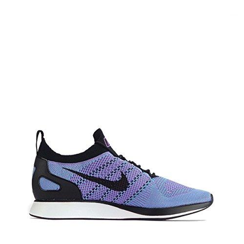 separation shoes 35bbb 87e41 ... uk nike mens air zoom mariah flyknit racer gymnastics shoes black  violet 38765 30da7