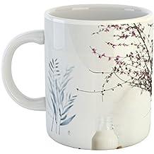 Westlake - Coffee Cup Mug - Ecorenaissance: - Modern Picture Photography Artwork Home Office Birthday Gift - 11oz (69m b9b)