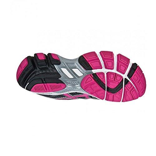Asics GT 1000Black/Pink/Silver 37