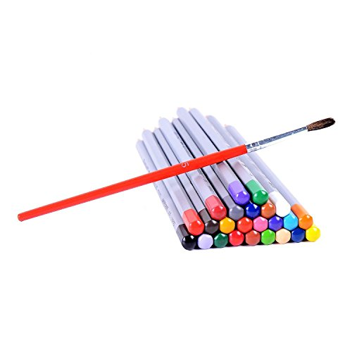 Ohuhu 24 color Watercolor Pencils Soluble product image
