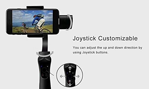 Action Camera 3-axis Handheld Waterproof Gimbal Stabilizer for Action Camera MDYHJDHYQ