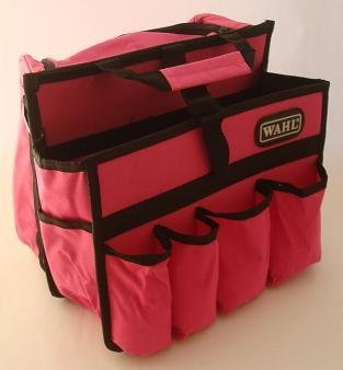 Wahl Tool Carry Hairdressing Equipment Bag - Pink ZX635 A9-QAEK-4CO7