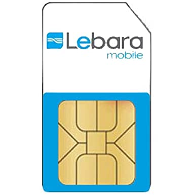 LEBARA AUSTRALIAN SIM WITH UNLIMITED BUNDLE VALID FOR 30