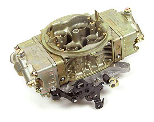 Holley 0-80511-1 Model 4150 High Performance 830 CFM Square Bore 4-Barrel Mechanical Secondary No-Choke Carburetor