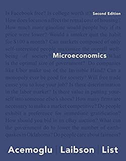 Macroeconomics 2nd edition 9780134492056 economics books microeconomics 2nd edition pearson series in economics fandeluxe Image collections