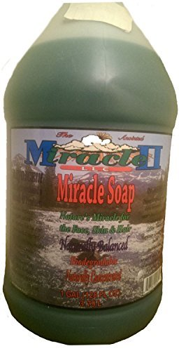Miracle II Regular Soap - 1 Gallon (128 -