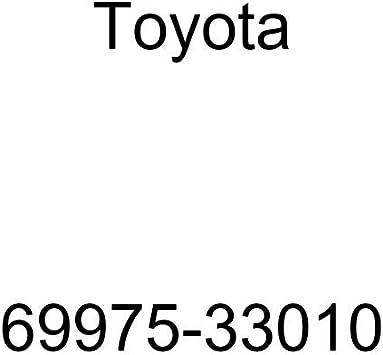 Toyota 69975-33010 Door Glass Channel Filler