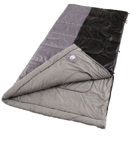 Coleman Biscayne Large Warm-Weather Sleeping Bag, Outdoor Stuffs