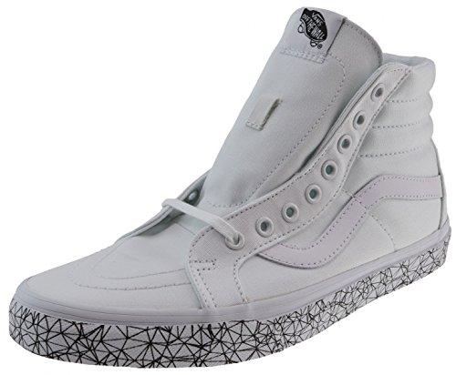 Geo Hi Sk8 Weiß Lines Sneakers Vans Lauflernschuhe Reissue Herren w0gqnqxzp