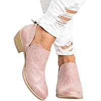 Hot!Todaies Women Autumn Shoes Fashion Ankle Solid Leather Shoes Ladies Short Boots