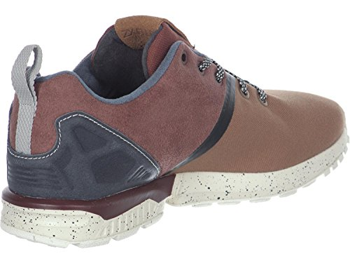 Adidas ZX Flux Split, timber/timber/bright red timber/timber/bright red