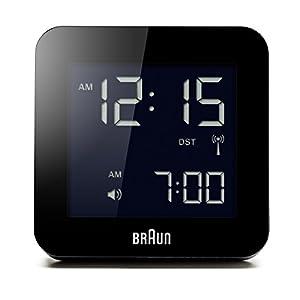 BRAUN BNC009WH-RC -Reloj Despertador Digital 1