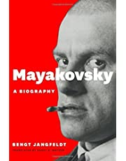 Mayakovsky: A Biography by Bengt Jangfeldt (9-Jan-2015) Hardcover
