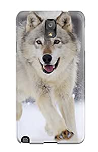 Shilo Cray Joseph's Shop 5882394K36422058 Hot New Wolf Case Cover For Galaxy Note 3 With Perfect Design