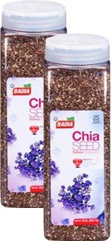 Badia Chia Seed 22 oz Pack of 2