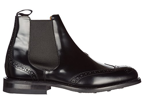 Church's men's genuine ravenfield leather ankle boots ravenfield genuine black B0768H1462 Shoes 8837ab
