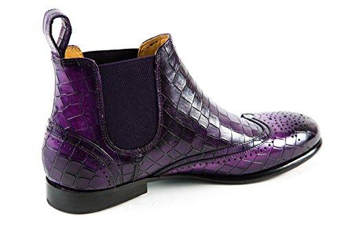 Violett 37 Mh15 Hamilton Lacets Eu Femme De 502 amp; Chaussures Ville Melvin À Pour Violet SO7fxF