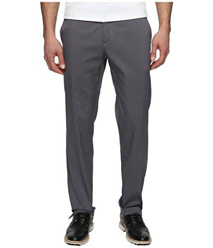 NIKE Men's Flat Front Golf Pants, Dark Grey/Dark Grey, Size 36/34 ()