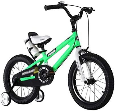 AJZGF Bicicletas niños 12/14 Pulgadas Marco de cinturón de Acero ...