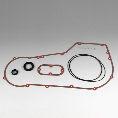 James Gaskets Primary Cover .062 in. Paper with Bead Gasket Kit for Harley Davi - One Size