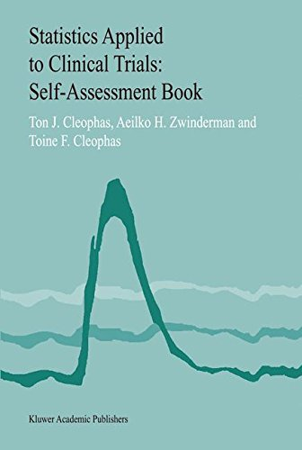 Statistics Applied to Clinical Trials: Self-Assessment Book