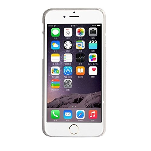 Ukamshop Ukamshop für iPhone 6 rosa blume Paisley Bowknot Schutzhülle Taschen case cover
